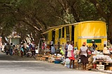 Santiago : Praia : market : People Work