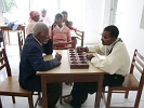Santo Antão : Ribeira Grande : old age home : People Elderly