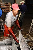 São Vicente : Mindelo Interbase : cold-storage warehouse fish : People Work