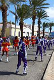 São Vicente : Mindelo : Karneval Sambaschule : People Recreation