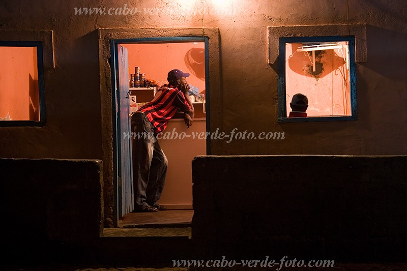 São Nicolau : Tarrafal : night life : People Recreation