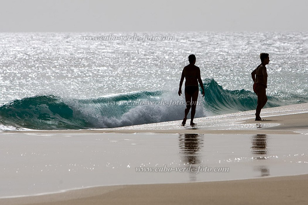 Sal : Santa Maria : Strand : People Recreation